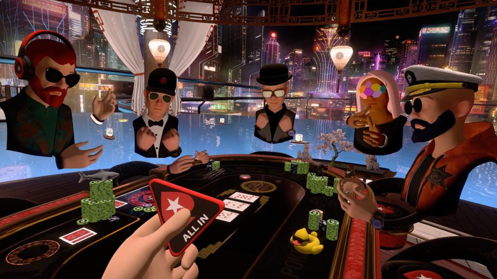Image: PokerStars VR